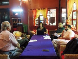 Planning workshop: South Asia Group